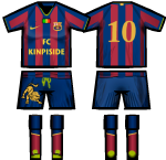 FC Kinpiside club kit ™