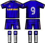 Chelsea 2012/13
