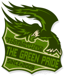 THE GREEN PRIDE
