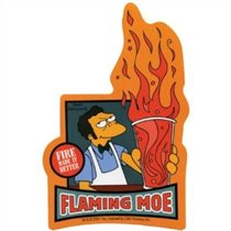 The Flaming Moe